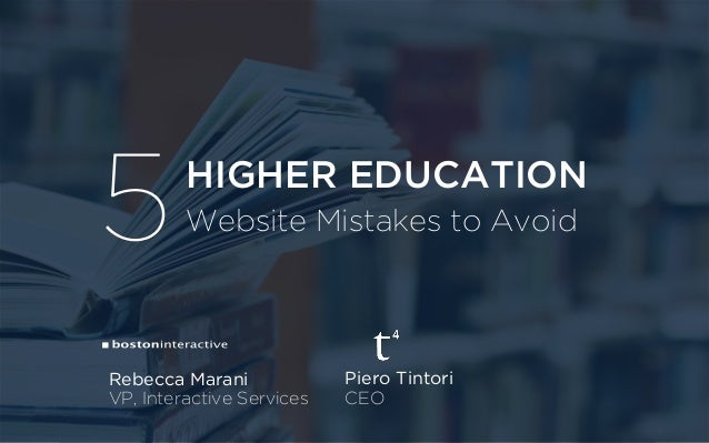 Higher education dating site