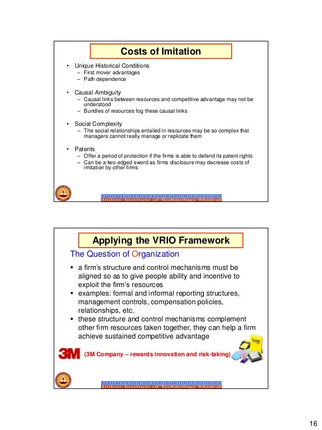 vrin analysis on ikea Utilizing a variety of methods (eg swot, pestle,  analysis of ikea's life cycle,  product range, target market segmentation, corporate and.