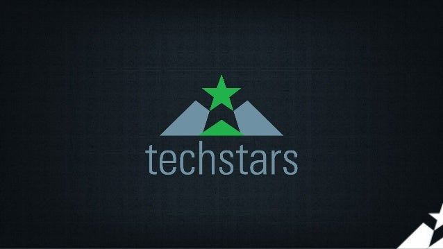 Techstars Techstars is a mentorship-driven, seedstage, investment program that takes technology-based startups from concep...