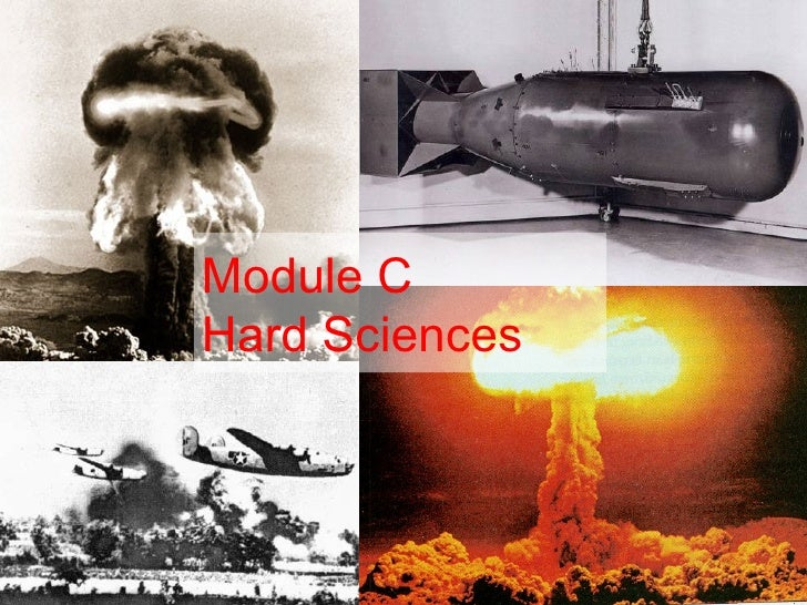 Module C Hard Sciences