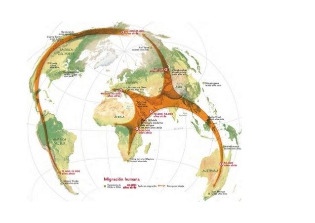 Migracions dels homínids