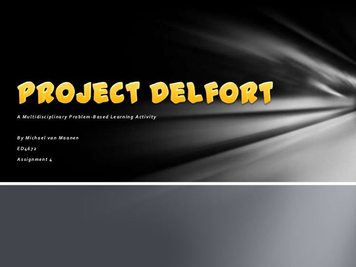 Project Delfort