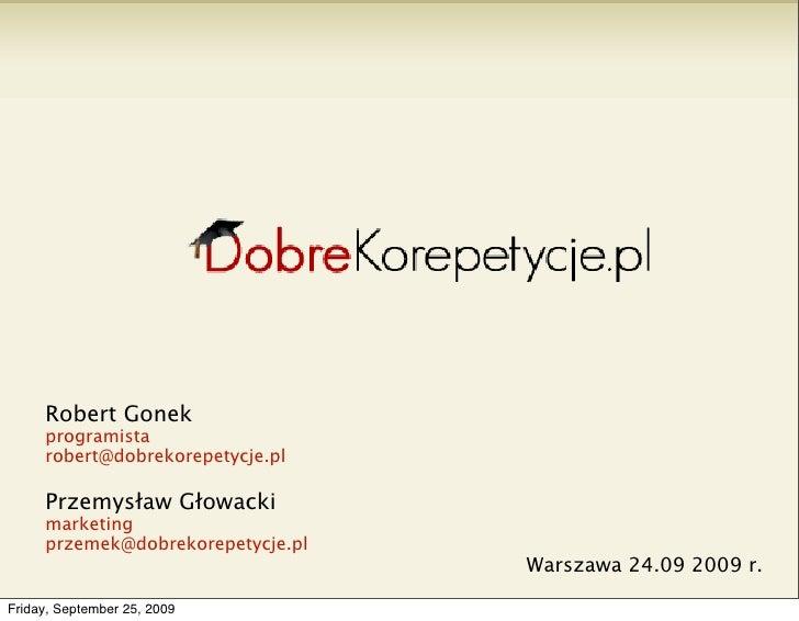 DobreKorepetycje.pl