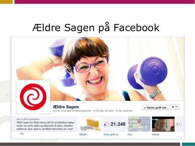 Signe Bisbjerg: medlemssucceser - Ældre Sagen, Danmarks bedste Facebookside
