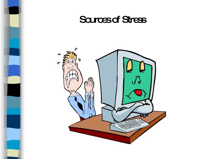 5. Sources Of Stress (Srrs)