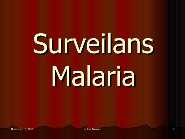 5.surveilans malaria
