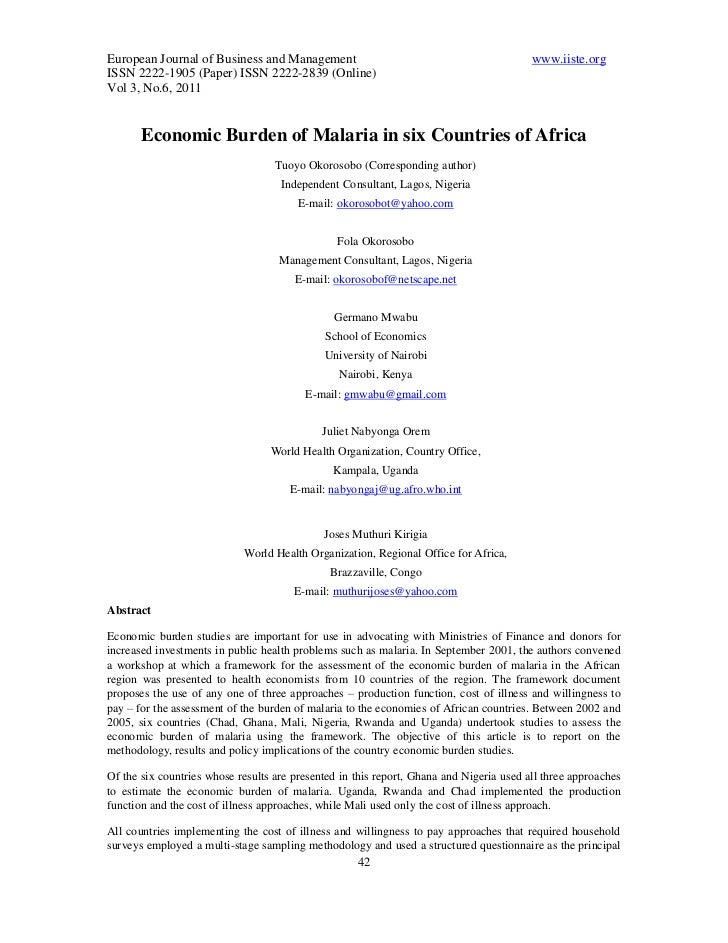 European Journal of Business and Management                                              www.iiste.orgISSN 2222-1905 (Pape...