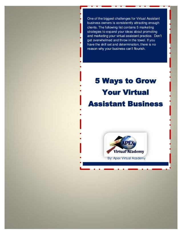 One of the biggest challenges for Virtual Assistant business owners is consistently attracting enough clients. The followi...