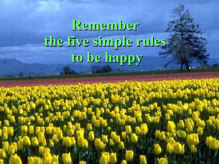 5 Ways To Keep Or Make You Happy