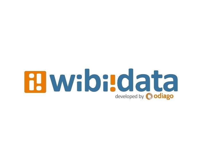 Hadoop World 2011: WibiData: Building Personalized Applications with HBase - Aaron Kimball & Garrett Wu, Odiago