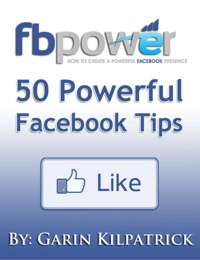50 powerful-facebook-tips