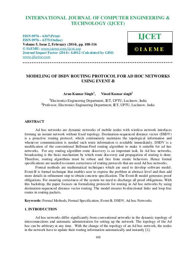 International Journal of Computer Engineering and Technology (IJCET), ISSN 0976-6367(Print), INTERNATIONAL JOURNAL OF COMP...