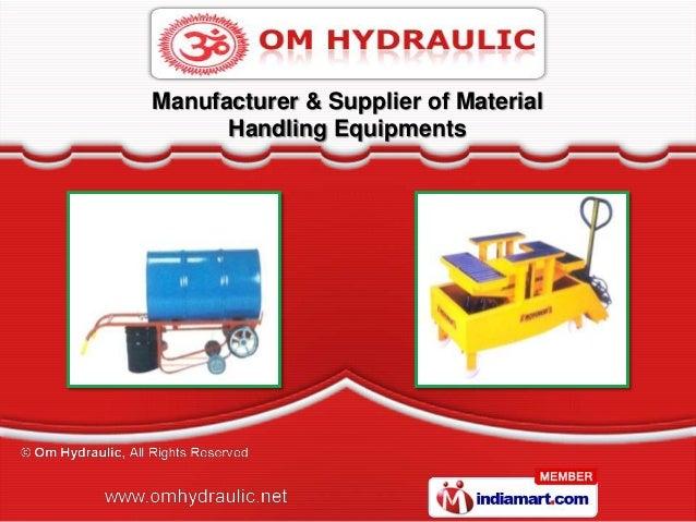 Om Hydraulic Gujarat India