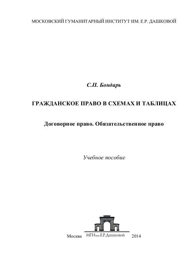 506.гражданское право в схемах