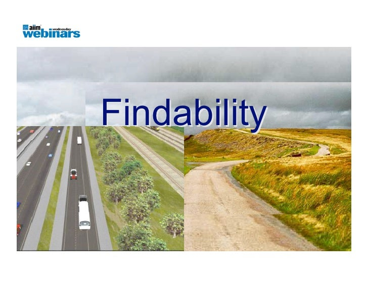5 08 Findability Webinar