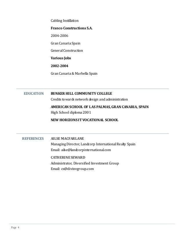 christian w marr resume cover letter october 2014