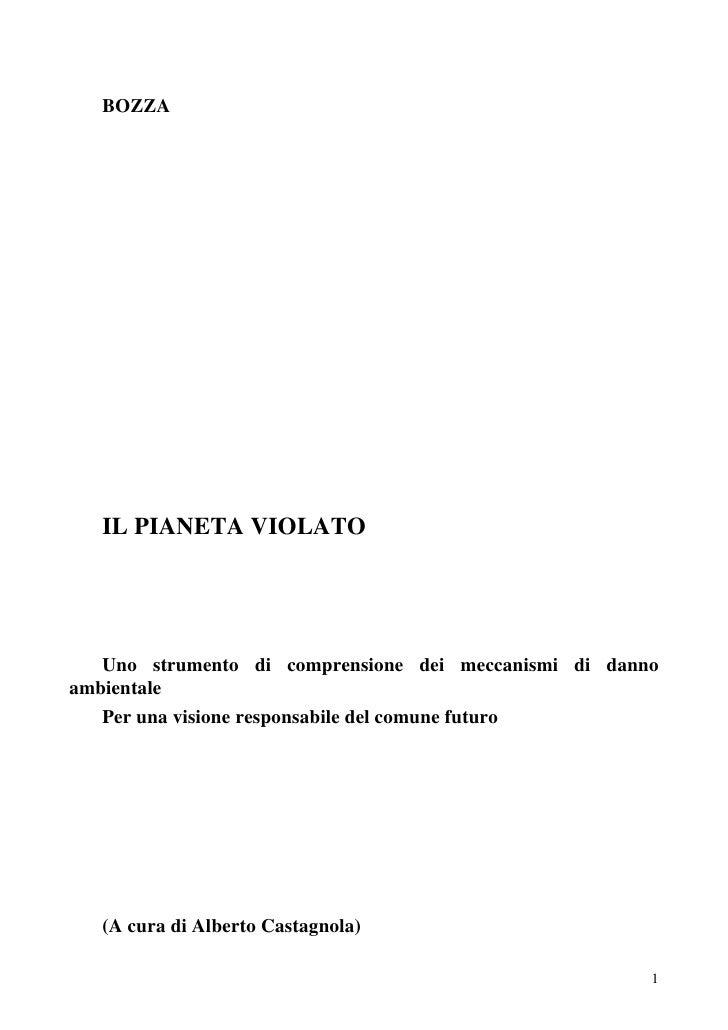 50 meccanismi ambientali - Alberto Castagnola