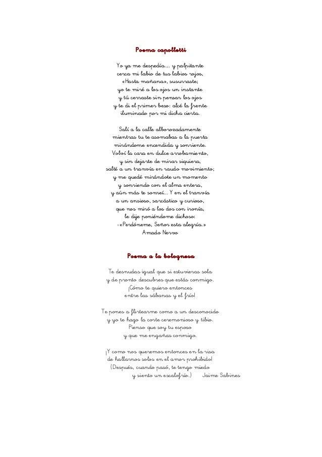 poemas de yo