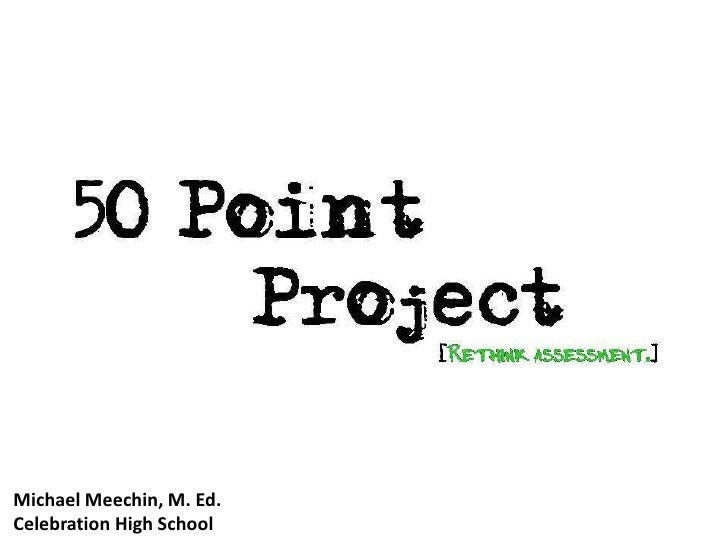 50 Point Project [Recruitment]