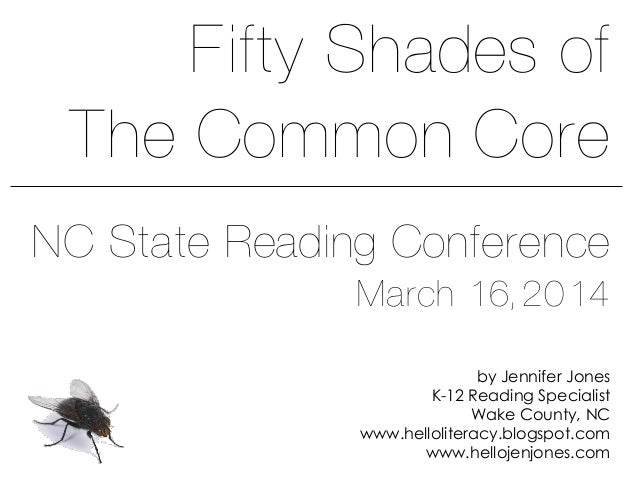 NC State Reading Conference March 16, 2014 by Jennifer Jones K-12 Reading Specialist Wake County, NC www.helloliteracy.blo...
