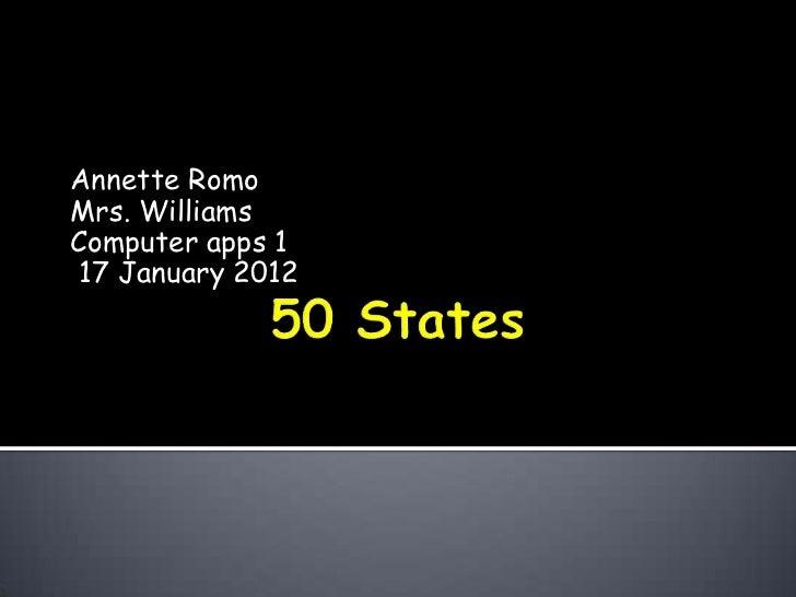 50 states21