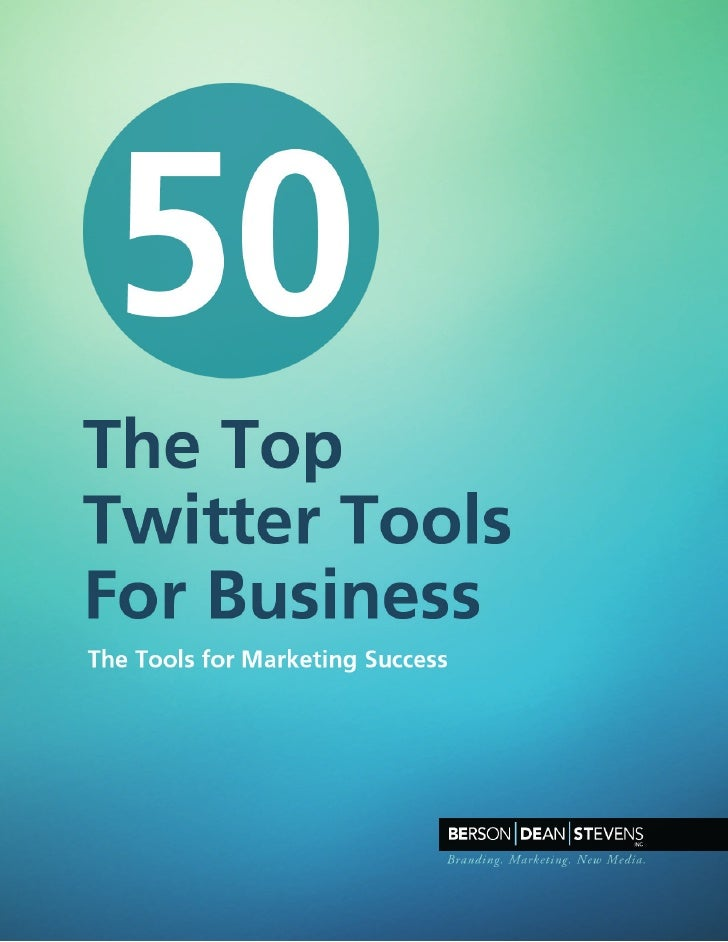 Need help creating content, managing your accounts andgetting the results you want from Twitter? These tools will help.The...