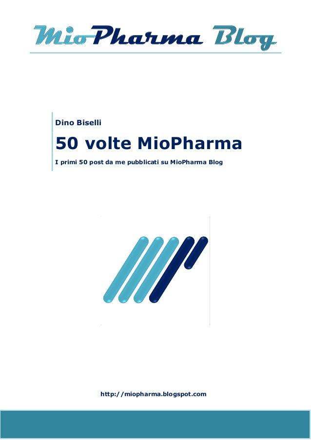 50 volte MioPharma