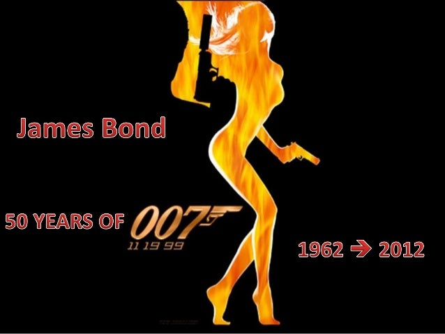 50 YEARS OF  007