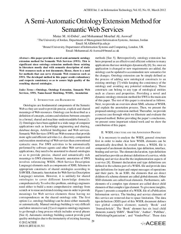 A Semi-Automatic Ontology Extension Method for Semantic Web Services