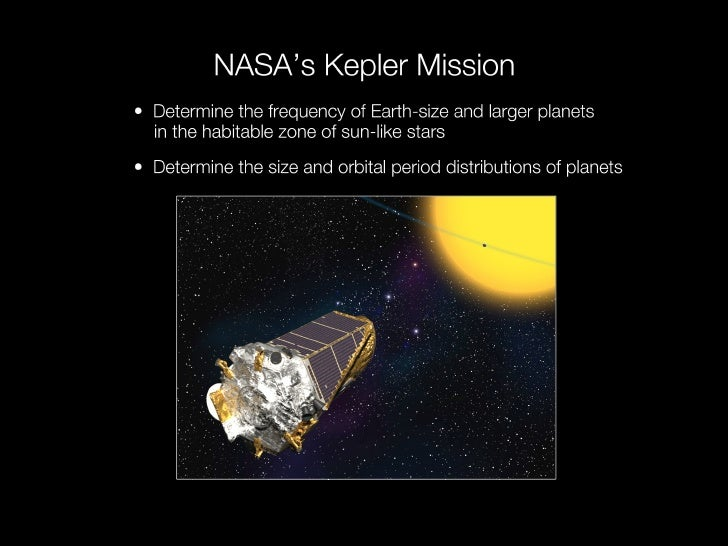 NASA's Kepler Finds Earth-Sized Planet Candidates in Habitable Zone
