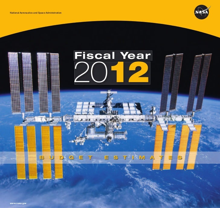 National Aeronautics and Space Administration                                                    Fiscal Year              ...
