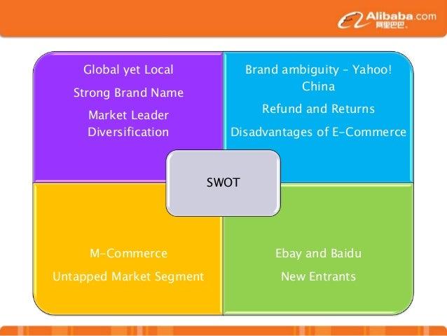 swot alibaba Swot-taobaopdf - download as pdf file (pdf), text file (txt) or read online.