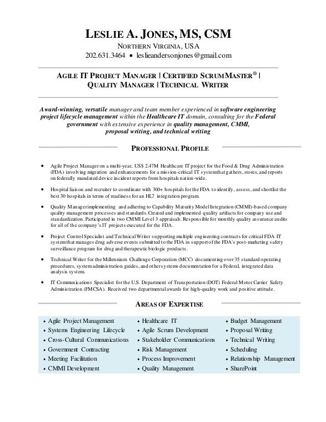how to write a professional resume australia
