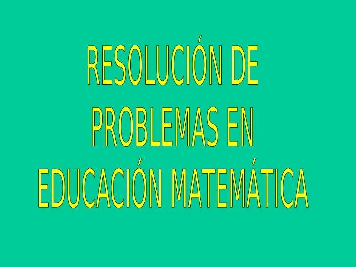 Introducción Los problemas aritméticos están presentes en los currículos escolares debido a las siguientes razones:  -En n...