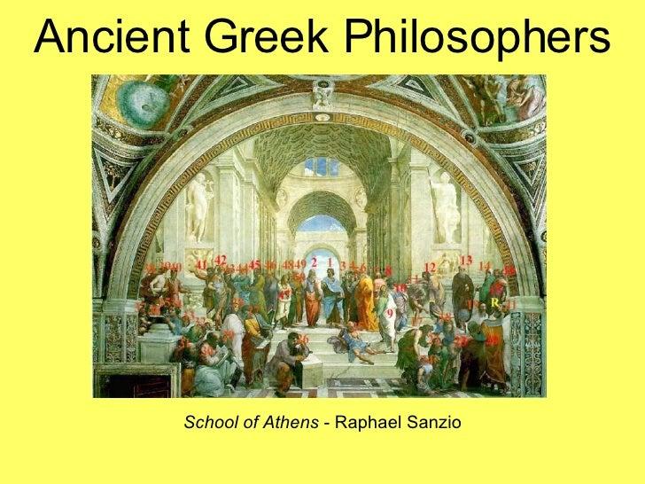 Ancient Greek Philosophers School of Athens  - Raphael Sanzio
