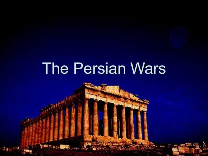 5.2.1 - The Persian Wars