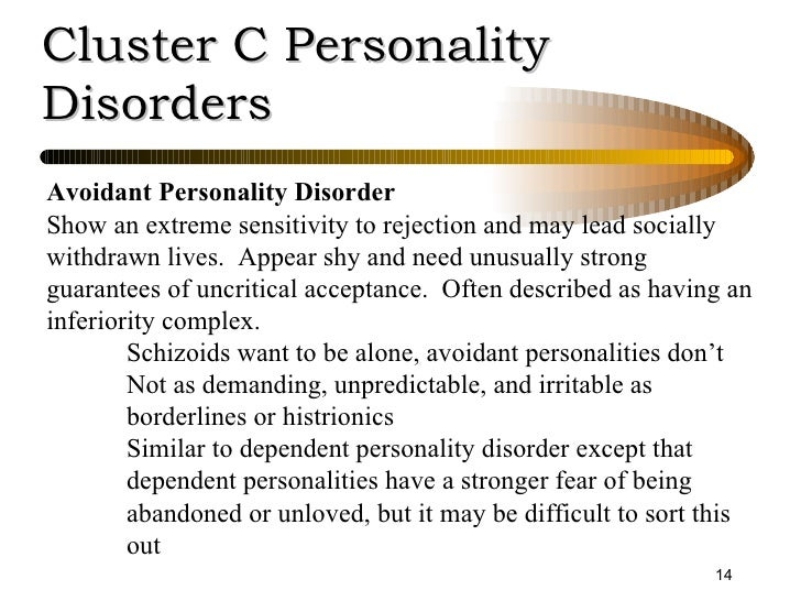 an introduction to the narcissistic personality disorder a complex and often misunderstood disorder Personality disorders summary and conclusion  the diagnosis of personality disorders is often very complex as these the narcissistic personality disorder.