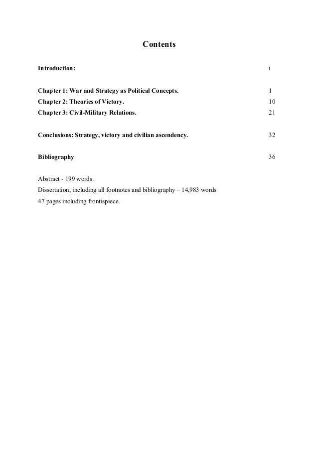 Apl Logistics Dissertation