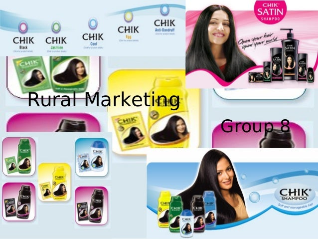 Rural Marketing Group 8
