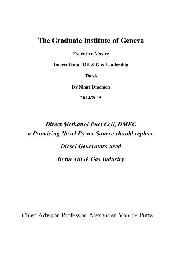 Final thesis slideshare