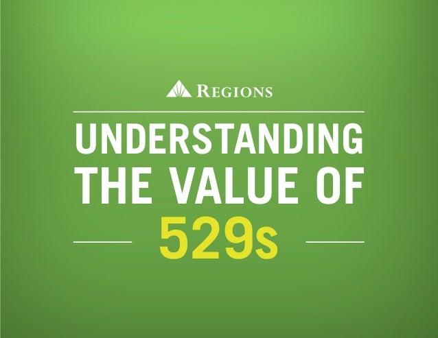 529s Understanding the value of