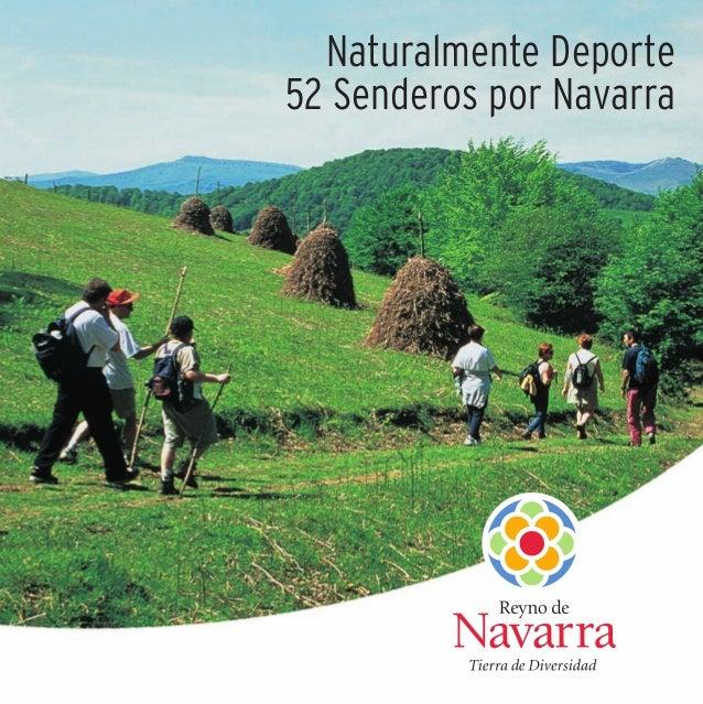 Naturalmente Deporte52 Senderos por Navarra