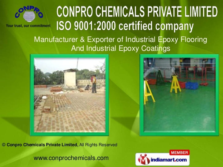 Conpro Chemicals Private Limited Uttar Pradesh India