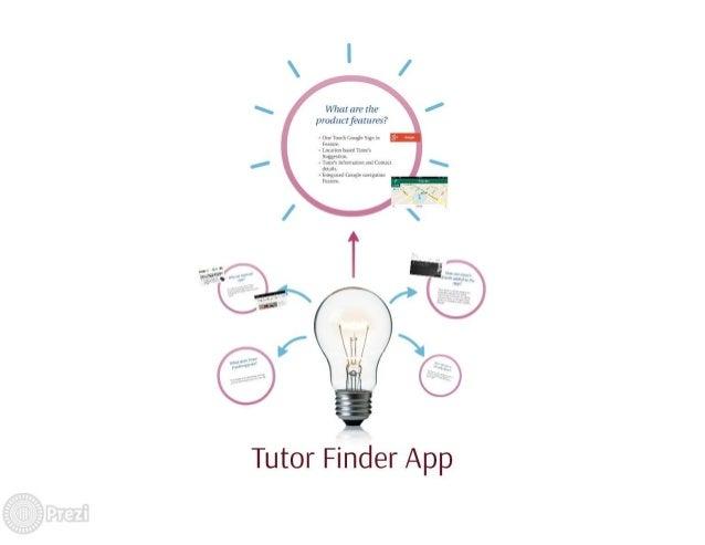 Tutor Finder Android App