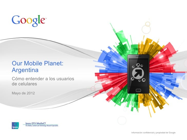 Our Mobile Planet