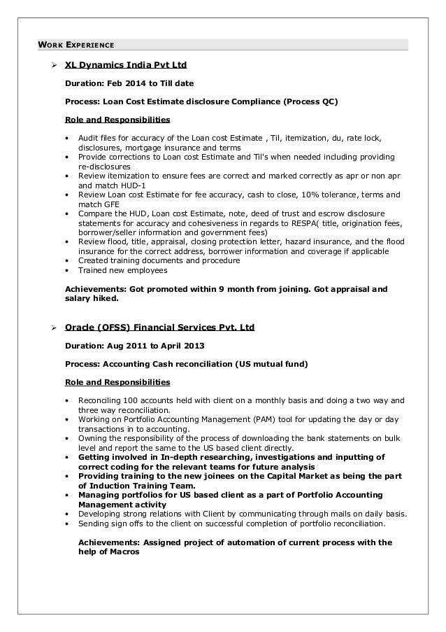 copy of a resume cover letter