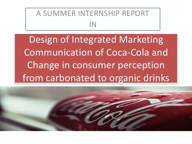 consumer perception coca cola change View this term paper on marketing strategies for coca-cola  the perception that the consumer has of the coca  change in order to align with coca-cola.