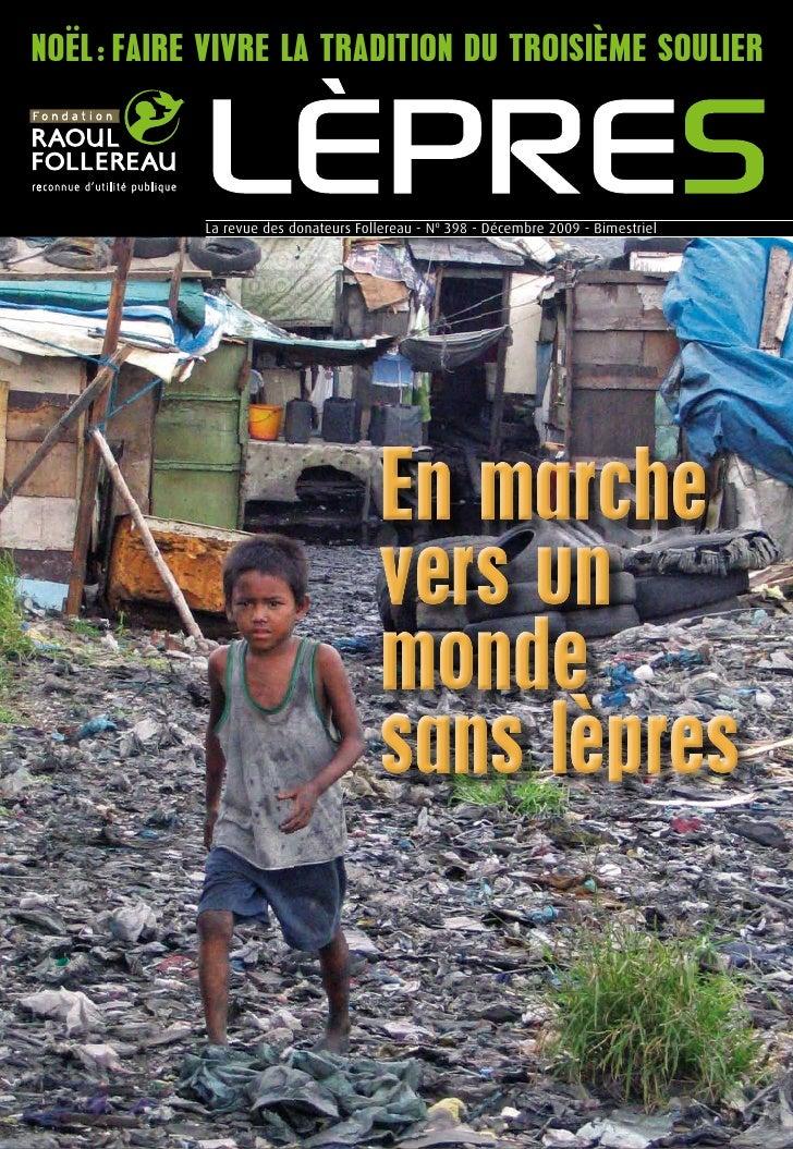 NOëL FairevivreLatraditiONdutrOisièmesOuLier     :                 La revue des donateurs Follereau - No 398 - Déce...
