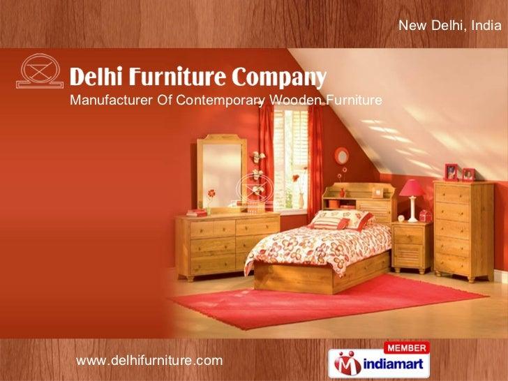 Delhi Furniture Company New Delhi India