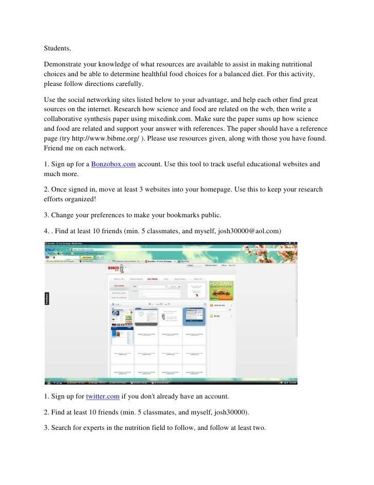 541 social net activity